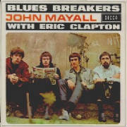 John Mayall's Bluesbreakers with Eric Clapton 1971