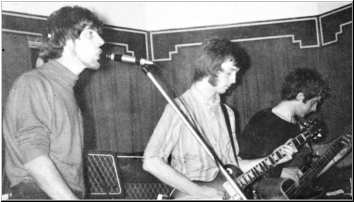 Jon Mayall's Bluesbreakers with Eric Clapton