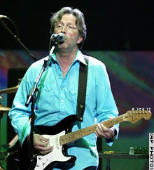 Eric Clapton May 2nd 2005 [click for larger image]